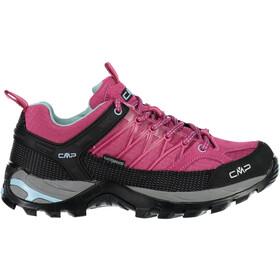 CMP Campagnolo Rigel Low WP Chaussures de trekking Femme, karkade-anice